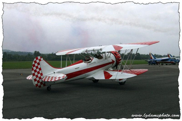 Waco UPF-7 (meeting Vichy 2006)