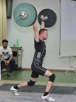 Gewichtheben Regionalliga Zeilsheim gegen Pfungstadt