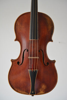 Alto baroque Antoine Laulhère