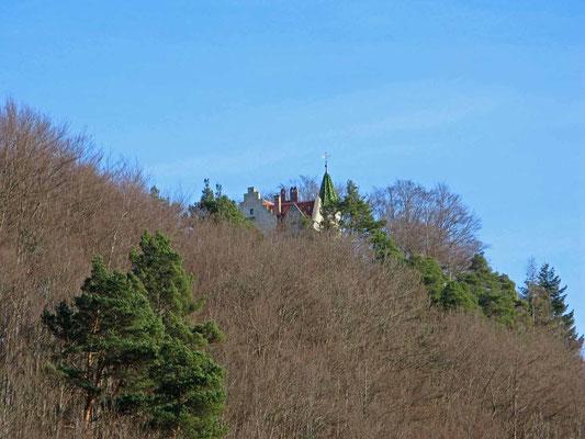 © Traudi   -   Schloss Uhenfels