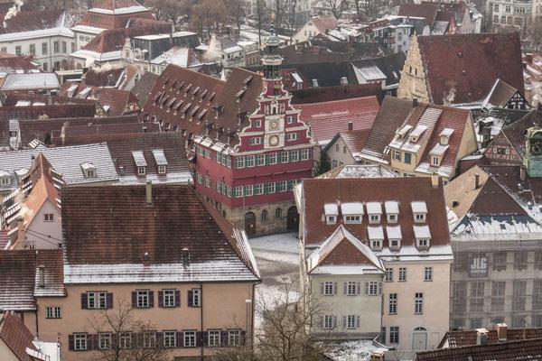 © Traudi - Ausblick hinunter zum Alten Rathaus
