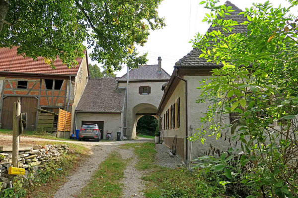 © Traudi - Durchgang (Rückblick)