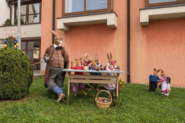 © Traudi - Der Herr Lehrer hält Unterricht