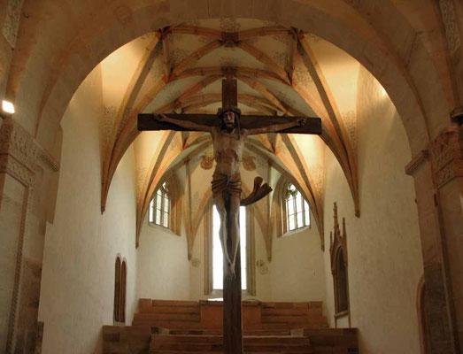 © Traudi - Das Kruzifix entstand in Ulm Anf. des 16. Jahrhunderts.