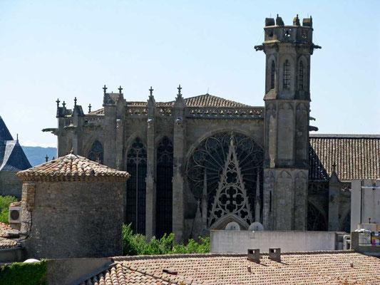 Carcassonne, Basilika Saint Nazaire – © Traudi
