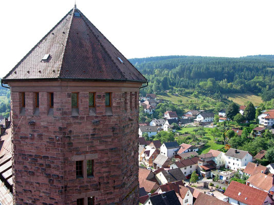 © Traudi - spitzer Turm