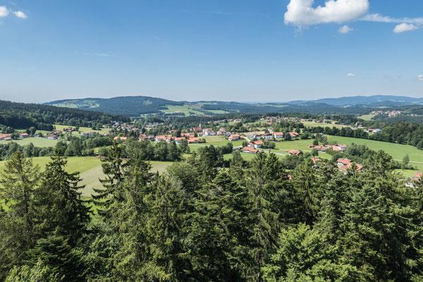 © Traudi - Blick nach Grafenau