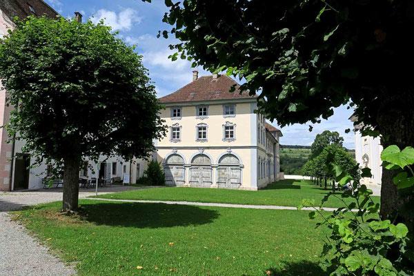 © Traudi -  Kloster Obermarchtal, Sebastian-Sailer-Bau - 2016
