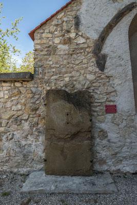© Traudi - Grabplatte des Nikolaus von Gyngen