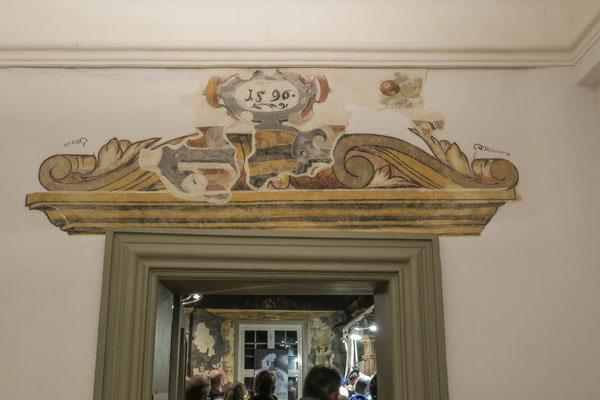 © Traudi - Eingang zum Rittersaal