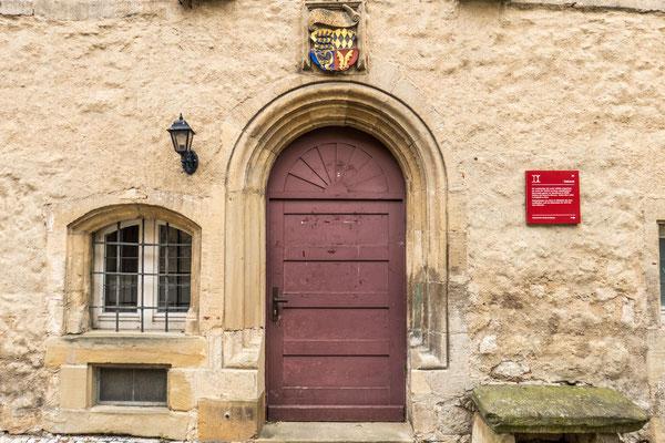 © Traudi - Pfarrhaus (Dekanat), 1544 erbaut auf dem Sockel des Steinhauses der Grafen