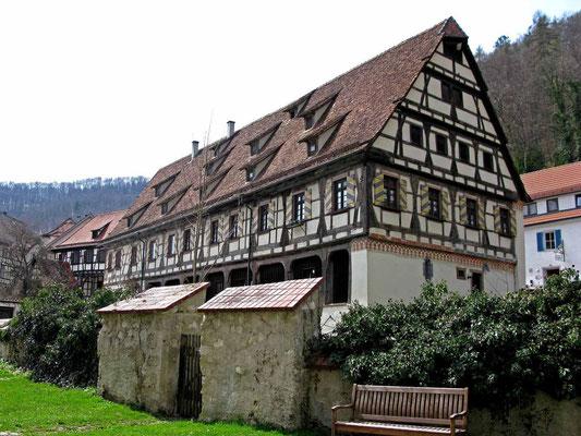 © Traudi - Klosteranlage