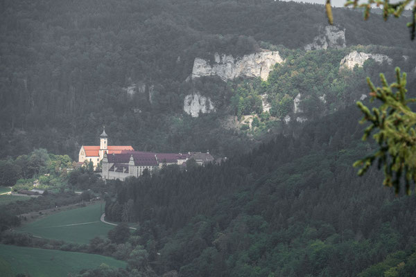 © Traudi - Blick zum Kloster Beuron