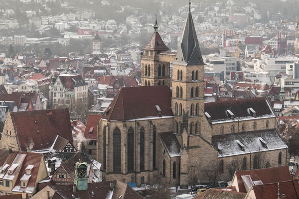 © Traudi - Blick zum Münster St. Paul