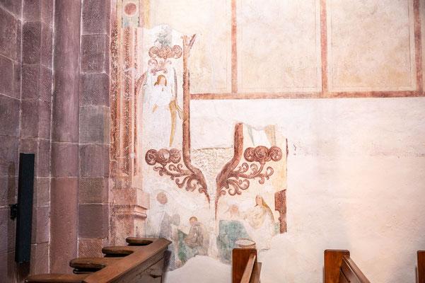 © Traudi - Konsole eines Sakramenthäuschens mit Engel. (ca. Anf. 16. Jahrhundert)