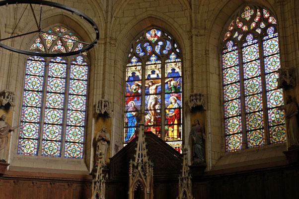 © Traudi - Montreuil-Bellay, Kapelle