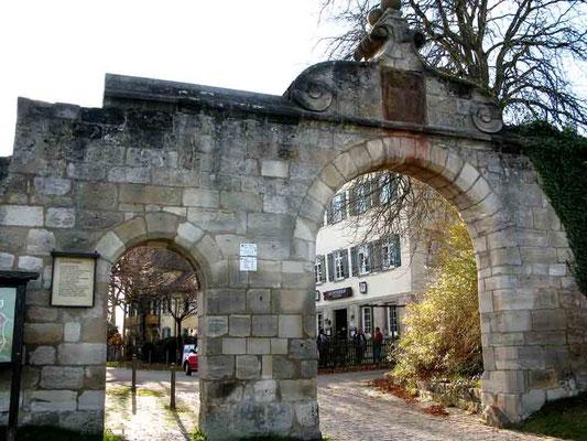 ©Traudi *** Eingangstor zum Kloster
