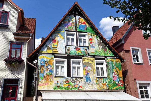 © Traudi -  Märchen-Fassade