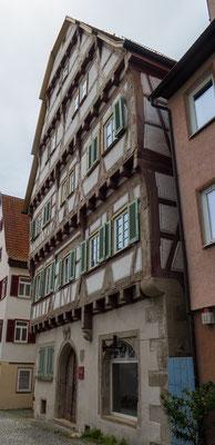 © Traudi - Ackerbürgerhaus mit Bohlenstube in der Finsteren Gasse (1476)