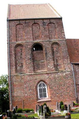 Der schiefste Kirchturm in Suurhusen