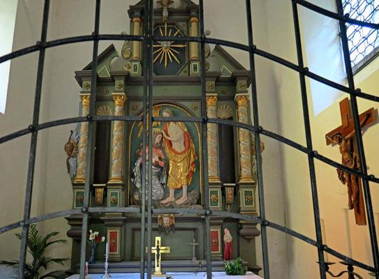 © Traudi - Alt Ave Maria - Altar