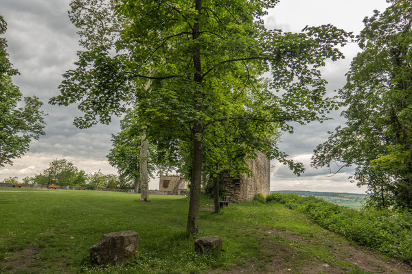 © Traudi - 2019 - Auf dem Schlossberg
