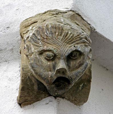 © Traudi - Mischgesicht (vor 1634) Seine Augen ziehen den Betrachter in seinen Bann