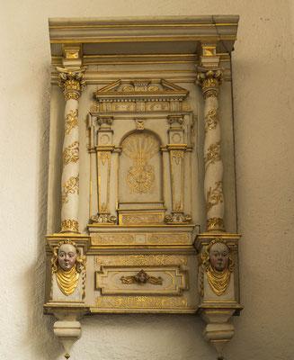 © Traudi - in der historischen Kapelle