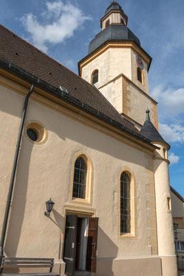 © Traudi - Die Börtlinger Johanneskirche stammt aus dem 15. Jahrhundert.