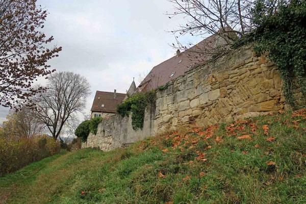 © Traudi  - Außerhalb der Klostermauer
