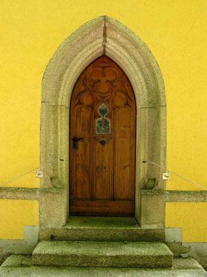 © Traudi  -  Drahthammer, Kapellenportal