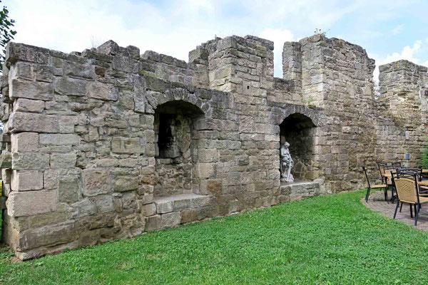 © Traudi - Reste der Stadtmauer