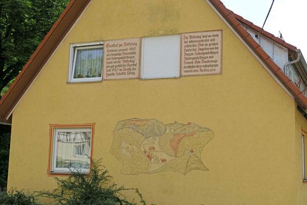 © Traudi - Gundelfingen, Geschichte Wittstaig