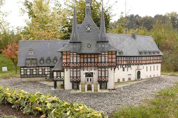 Foto (c) Traudi / Wernigrode, Rathaus