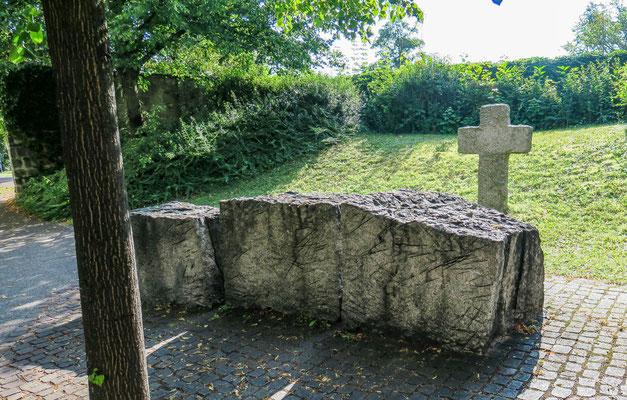 © Traudi -  Gedenksteine der ermordeten Behinderten