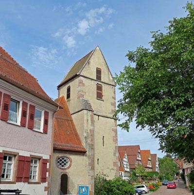 © Traudi - St. Georgs-Kirche