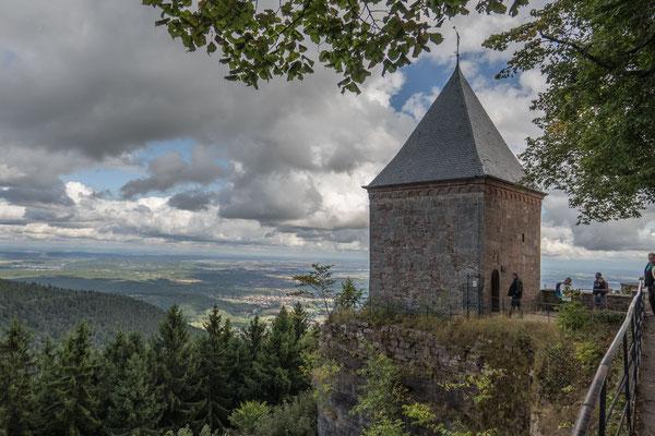 © Traudi - die Engelskapelle von außen
