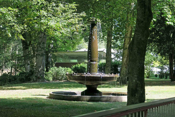 © Traudi - Kurpark in Bad Wildbad.