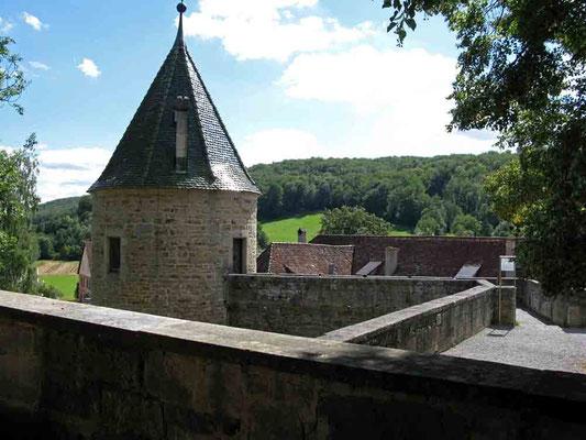 Kloster Bebenhausen, Grüner Turm,  28.08.2011  -  © Traudi