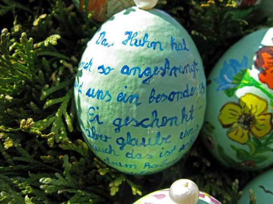 Schechingen, Osterbrunnen / ©Traudi