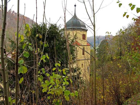 © Traudi -  Der Kirchturm
