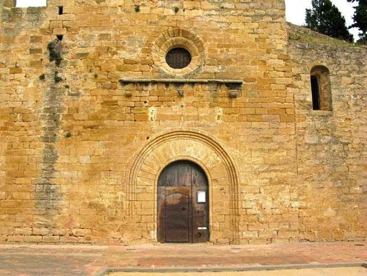 Peratallada, Sant Esteve - ©Traudi