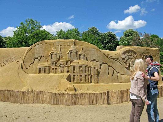 © Traudi  - Schloss Favorite in Ludwigsburg