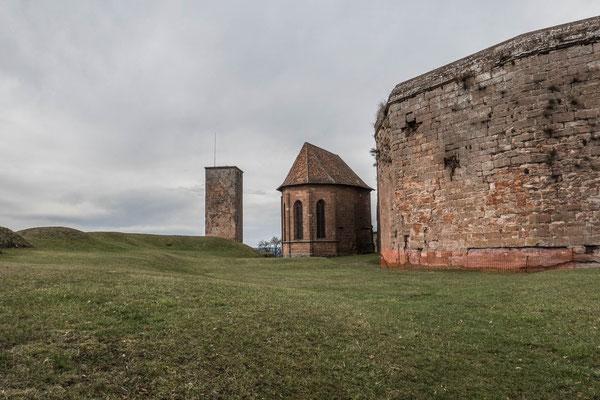 © Traudi - Blick auf die Kapelle und dem Uhrenturm