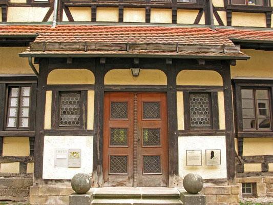 Kloster Bebenhausen, Kapfscher Bau  -  23.08.2012 - © Traudi