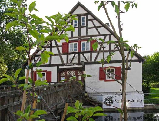 © Traudi – Eselsburger Tal - Mühle
