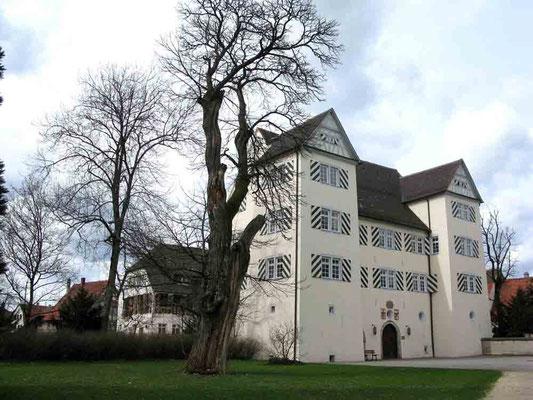 Foto 02.04.2010  Oberes Schloss