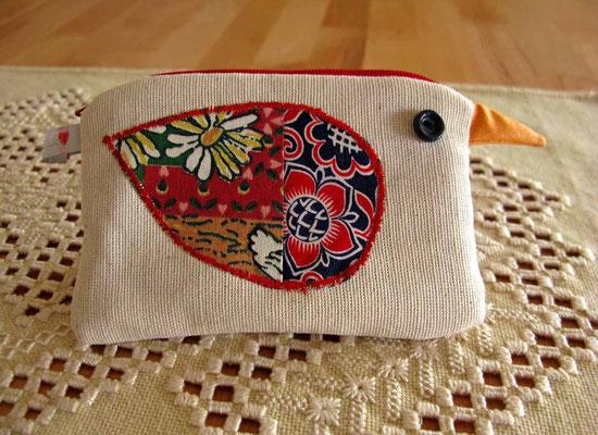 © Traudi  -  November 2014 - kleines Täschchen oder Kinderbeldbörse