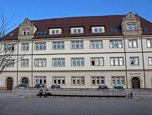 © Traudi  -  Ehemaliges herzogliches Schloss. 1606 - 1627/28 erbaut.