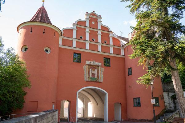 © Traudi - das Obere Tor, das 1530 Pfalzgraf Ottheinrich erbauen ließ